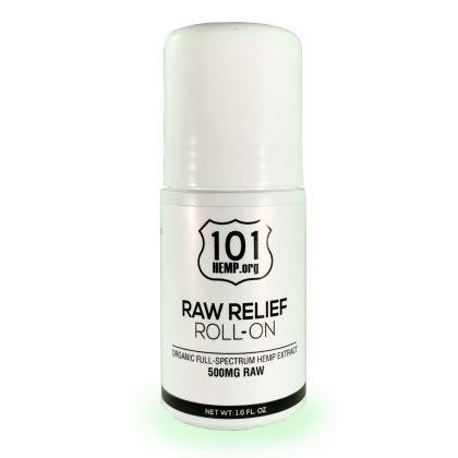 Raw Relief CBD Roll On